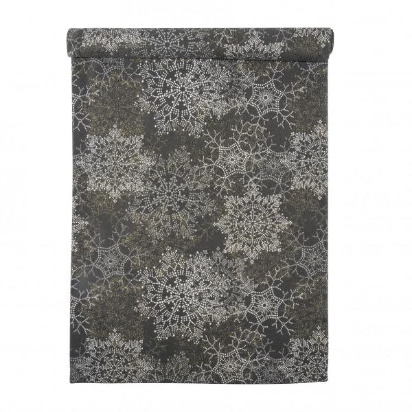 pad design Tischläufer Glamour Grey 45 x 150 cm