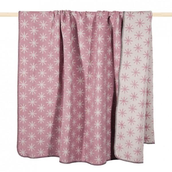 PAD - STELLA Decke 150x200cm, pink