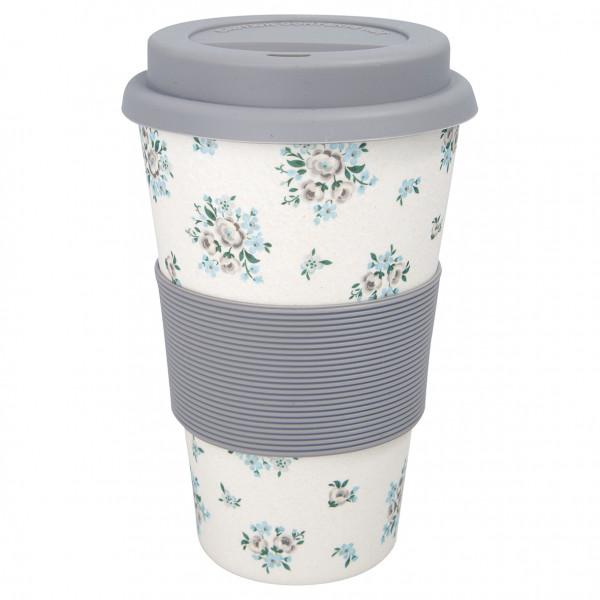 Greengate Travel Mug Nicoline Beige
