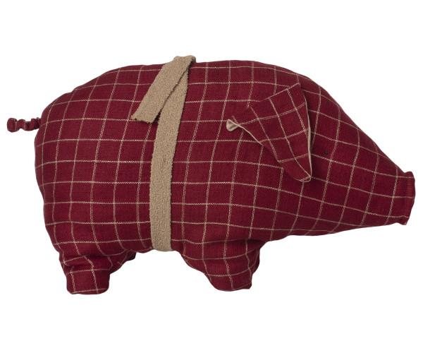 Maileg Schwein Red Medium 2020