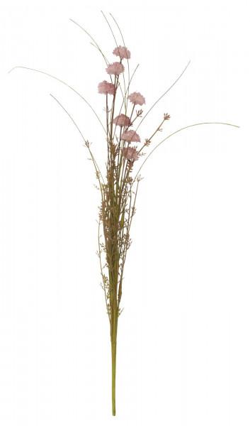 Ib Laursen Kunstblumen Rosa/Grüntöne