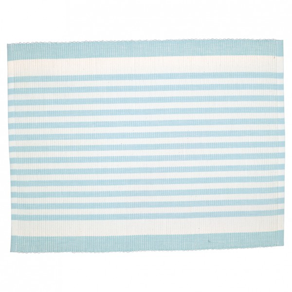 Greengate Platzset Alice Stripe pale blue