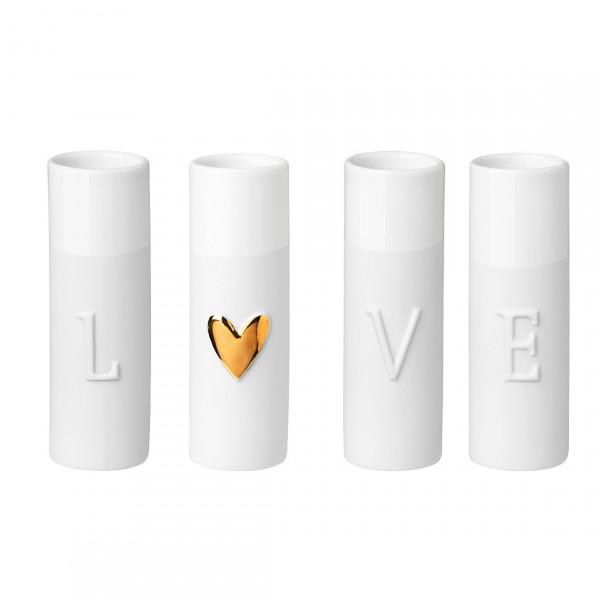 """räder Wolke Sieben Mini Vasen """"LOVE"""""""