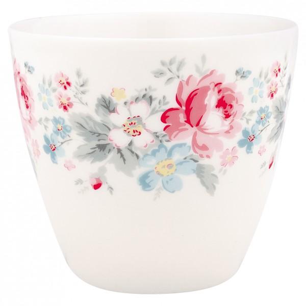 Greengate Latte Cup Marie Pale grey