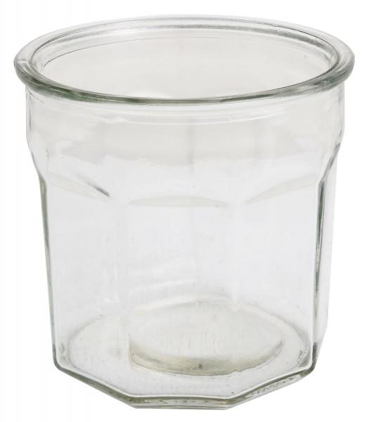 Ib Laursen Glas Teelichthalter/Vase