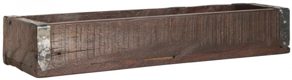 Ib Laursen Kiste mit Metallbeschlag Unika