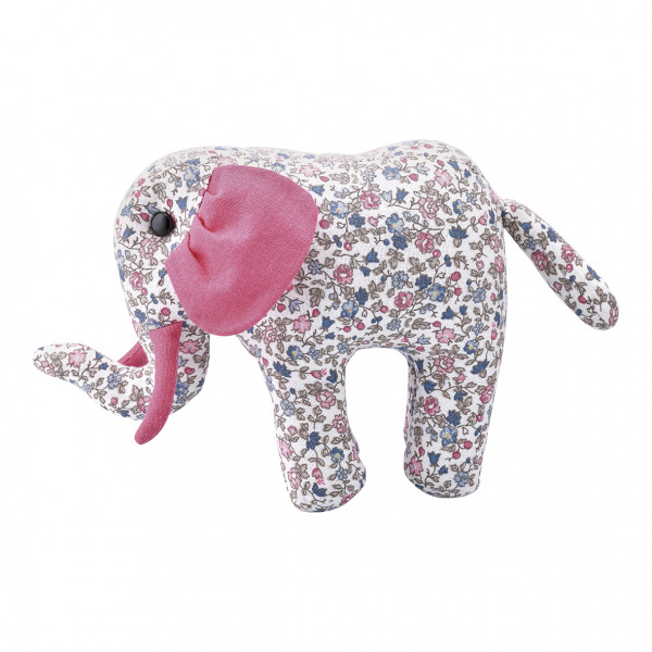 Greengate Teddy Elefant Ruby petit white