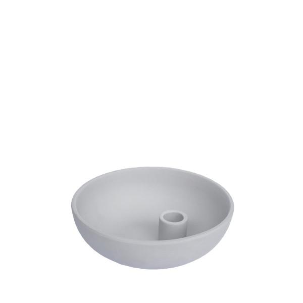 Storefactory Kerzenhalter Lidatorp Small Light Grey