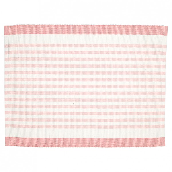 Greengate Platzset Alice Stripe pale pink