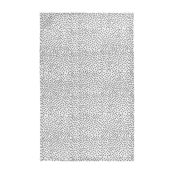 Eulenschnitt Leinen Geschirrtücher Punkte 2er Set