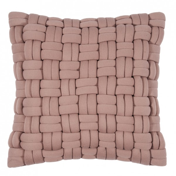 pad design Kissenhülle Løkken dusty pink