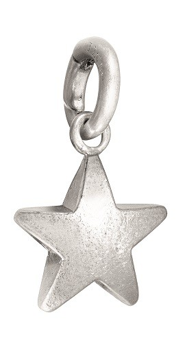 Sence Copenhagen Charm Star worn silver
