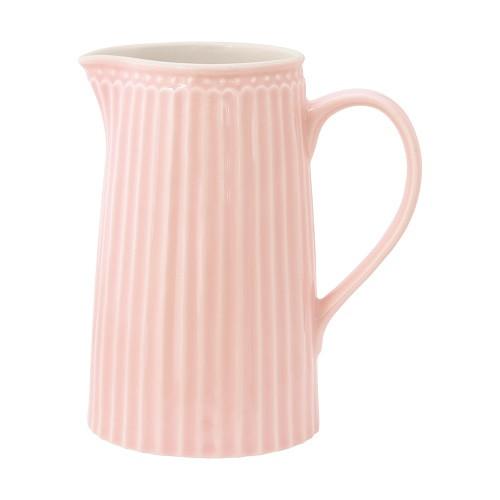 Greengate Porzellan-Krug Alice Pale Pink