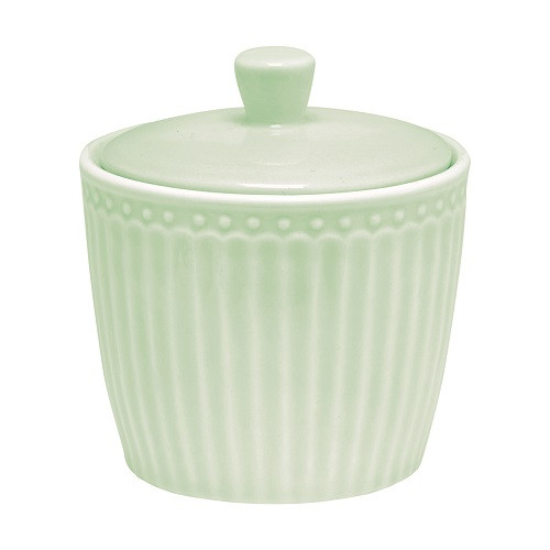 Greengate Zuckertopf Alice Pale Green
