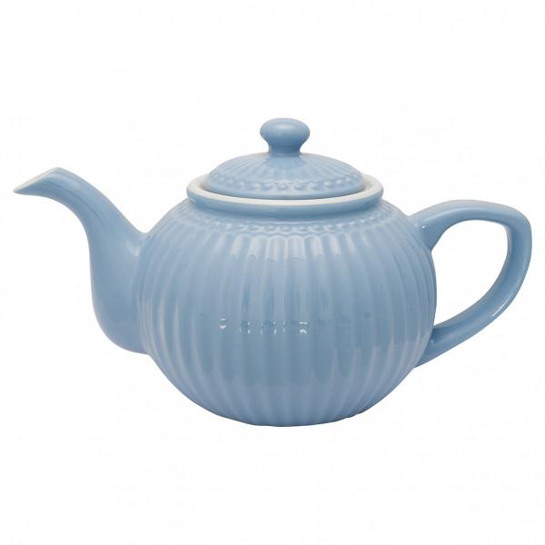 Greengate Teekanne Alice Sky Blue