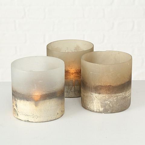 Glaswindlicht Listra 3 verschiedene Varianten