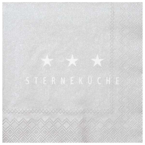 """räder Papierservietten Dining """"Sterneküche""""  20 Stück"""